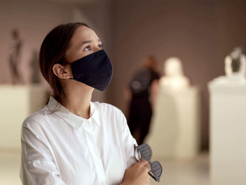 Обеспечение безопасности объектов искусства, музеев и культурного наследия во время локдауна и после него