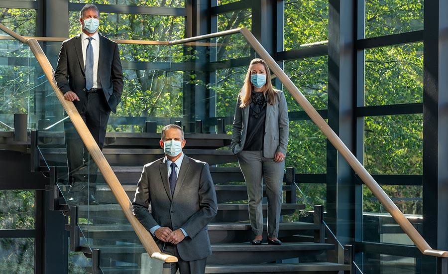 Corning применяет единый подход к борьбе с пандемией